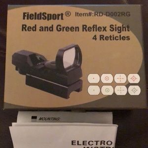 FieldSport Electro-Dot Sight